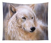 Dreamscape - Wolf II Tapestry