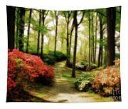 Dreamy Path Tapestry
