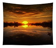 Dreamy Sunset II Tapestry