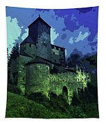 Dreary Fortress Tapestry