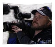Dre The Drone King Tapestry