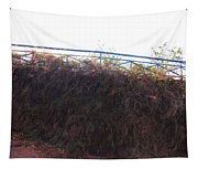 Dried Fence Tapestry