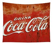 Drink Coca Cola  Tapestry