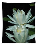 Dual Lilies Tapestry
