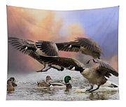 Duck Ducks 2 Tapestry