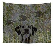 Duck Hunter Tapestry