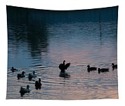 Duck Show Off Tapestry