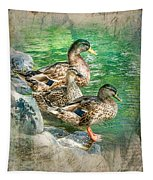Ducks-a Tapestry