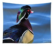 Ducktail Soup Tapestry