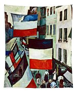 Dufy: Flags, 1906 Tapestry