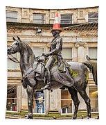 Duke Of Wellington Statue Tapestry