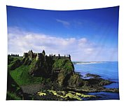 Dunluce Castle, Co Antrim, Irish, 13th Tapestry