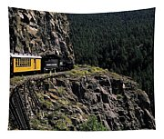Durango - Silverton Train Tapestry