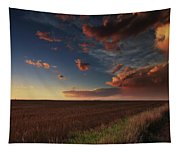 Dusk In The Heartland Tapestry