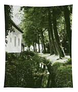 Dutch Canal - Digital Tapestry