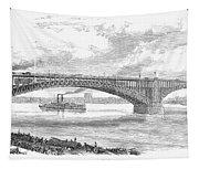 Eads Bridge, St Louis Tapestry