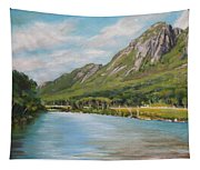 Eagle Cliff New Hampshire Tapestry
