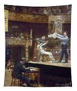 Eakins: Between Rounds Tapestry