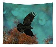 Early Autumn Flight Tapestry