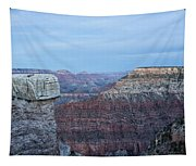 Early Evening At Grand Canyon No. 2 Tapestry