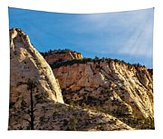 Early Morning In Zion Canyon Tapestry