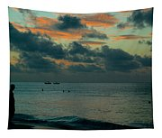 Early Morning Sea Tapestry