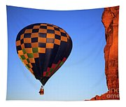 Early Riser Monument Valley Tapestry