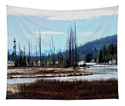 Early Winter On The Yellowstone Tapestry