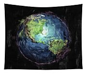 Earth And Space Tapestry