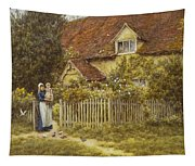 East End Farm Moss Lane Pinner Tapestry