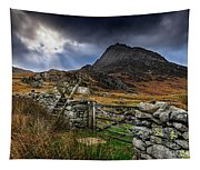 East Face Tryfan Snowdonia Tapestry
