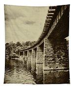 East Falls Rail Road Bridge Tapestry