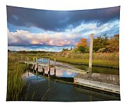 East Moriches Reflections Tapestry