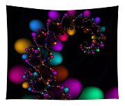 Easter Dna Galaxy 111 Tapestry