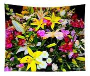 Easter Flowers Tapestry