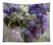 Easter Lilacs Tapestry
