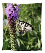 Eastern Tiger Swallowtail Butterfly Tapestry