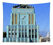 Jewel Of Downtown Tapestry
