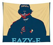 Eazy E Poster Tapestry