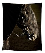 Ebony Beauty Tapestry