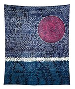 Eclipse Original Painting Tapestry