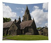 Edale Village Church Tapestry