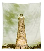 Eddystone Point Lighthouse Tapestry
