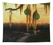 Edisto Island Glass Floats Tapestry