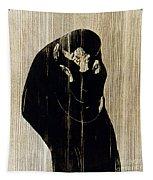 Edvard Munch: The Kiss Tapestry
