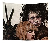 Edward And Kim Tapestry