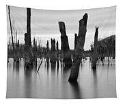 Eerie Lake Tapestry
