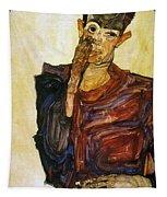 Egon Schiele (1890-1918) Tapestry