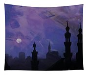 Egypt Mosque  Tapestry