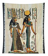 Egyptian Papyrus Tapestry